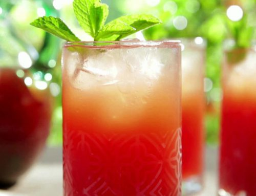 Berry Quick Citrus Iced Tea